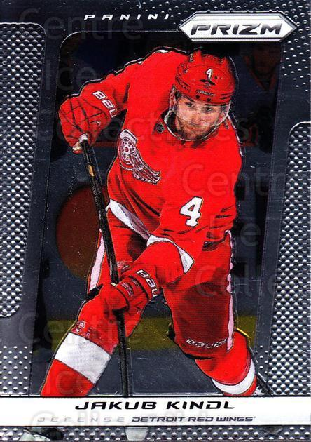 2013-14 Panini Prizm #33 Jakub Kindl<br/>2 In Stock - $1.00 each - <a href=https://centericecollectibles.foxycart.com/cart?name=2013-14%20Panini%20Prizm%20%2333%20Jakub%20Kindl...&quantity_max=2&price=$1.00&code=626116 class=foxycart> Buy it now! </a>