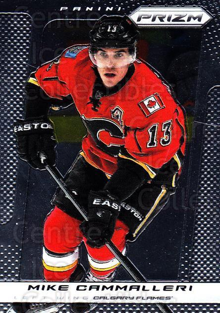 2013-14 Panini Prizm #116 Mike Cammalleri<br/>4 In Stock - $1.00 each - <a href=https://centericecollectibles.foxycart.com/cart?name=2013-14%20Panini%20Prizm%20%23116%20Mike%20Cammalleri...&quantity_max=4&price=$1.00&code=626199 class=foxycart> Buy it now! </a>