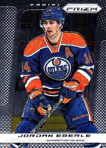 2013-14 Panini Prizm #142 Jordan Eberle<br/>3 In Stock - $2.00 each - <a href=https://centericecollectibles.foxycart.com/cart?name=2013-14%20Panini%20Prizm%20%23142%20Jordan%20Eberle...&quantity_max=3&price=$2.00&code=626225 class=foxycart> Buy it now! </a>