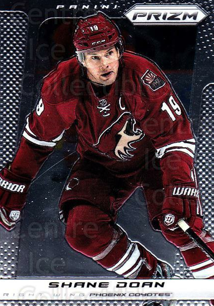 2013-14 Panini Prizm #168 Shane Doan<br/>4 In Stock - $1.00 each - <a href=https://centericecollectibles.foxycart.com/cart?name=2013-14%20Panini%20Prizm%20%23168%20Shane%20Doan...&quantity_max=4&price=$1.00&code=626251 class=foxycart> Buy it now! </a>
