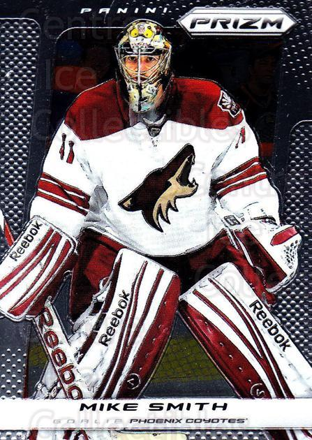 2013-14 Panini Prizm #169 Mike Smith<br/>3 In Stock - $1.00 each - <a href=https://centericecollectibles.foxycart.com/cart?name=2013-14%20Panini%20Prizm%20%23169%20Mike%20Smith...&quantity_max=3&price=$1.00&code=626252 class=foxycart> Buy it now! </a>