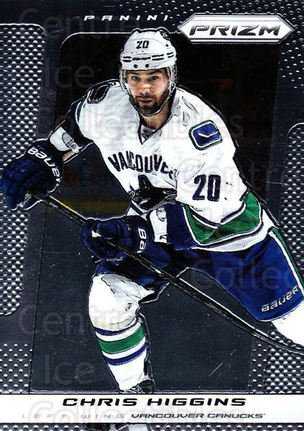 2013-14 Panini Prizm #190 Chris Higgins<br/>4 In Stock - $1.00 each - <a href=https://centericecollectibles.foxycart.com/cart?name=2013-14%20Panini%20Prizm%20%23190%20Chris%20Higgins...&quantity_max=4&price=$1.00&code=626273 class=foxycart> Buy it now! </a>