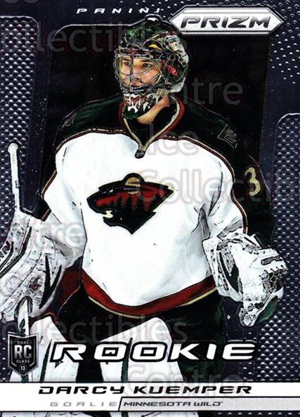 2013-14 Panini Prizm #248 Darcy Kuemper<br/>2 In Stock - $3.00 each - <a href=https://centericecollectibles.foxycart.com/cart?name=2013-14%20Panini%20Prizm%20%23248%20Darcy%20Kuemper...&price=$3.00&code=626331 class=foxycart> Buy it now! </a>
