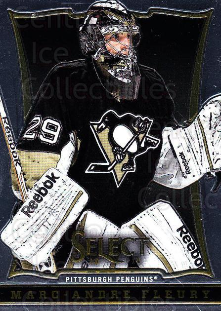 2013-14 Select #10 Marc-Andre Fleury<br/>6 In Stock - $2.00 each - <a href=https://centericecollectibles.foxycart.com/cart?name=2013-14%20Select%20%2310%20Marc-Andre%20Fleu...&quantity_max=6&price=$2.00&code=626516 class=foxycart> Buy it now! </a>