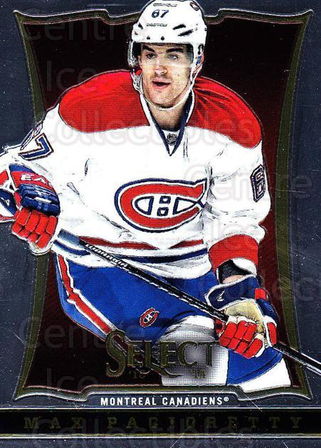 2013-14 Select #16 Max Pacioretty<br/>6 In Stock - $1.00 each - <a href=https://centericecollectibles.foxycart.com/cart?name=2013-14%20Select%20%2316%20Max%20Pacioretty...&quantity_max=6&price=$1.00&code=626522 class=foxycart> Buy it now! </a>
