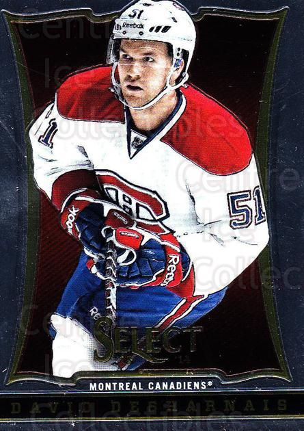 2013-14 Select #20 David Desharnais<br/>6 In Stock - $1.00 each - <a href=https://centericecollectibles.foxycart.com/cart?name=2013-14%20Select%20%2320%20David%20Desharnai...&quantity_max=6&price=$1.00&code=626526 class=foxycart> Buy it now! </a>