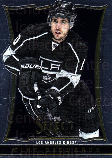 2013-14 Select #35 Mike Richards<br/>6 In Stock - $1.00 each - <a href=https://centericecollectibles.foxycart.com/cart?name=2013-14%20Select%20%2335%20Mike%20Richards...&quantity_max=6&price=$1.00&code=626541 class=foxycart> Buy it now! </a>