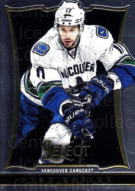 2013-14 Select #39 Ryan Kesler<br/>6 In Stock - $1.00 each - <a href=https://centericecollectibles.foxycart.com/cart?name=2013-14%20Select%20%2339%20Ryan%20Kesler...&quantity_max=6&price=$1.00&code=626545 class=foxycart> Buy it now! </a>