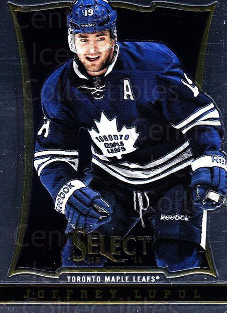 2013-14 Select #41 Joffrey Lupul<br/>6 In Stock - $1.00 each - <a href=https://centericecollectibles.foxycart.com/cart?name=2013-14%20Select%20%2341%20Joffrey%20Lupul...&quantity_max=6&price=$1.00&code=626547 class=foxycart> Buy it now! </a>