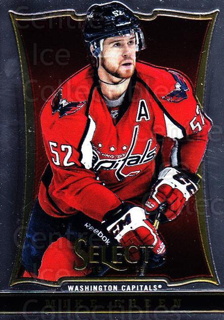 2013-14 Select #48 Mike Green<br/>6 In Stock - $1.00 each - <a href=https://centericecollectibles.foxycart.com/cart?name=2013-14%20Select%20%2348%20Mike%20Green...&quantity_max=6&price=$1.00&code=626554 class=foxycart> Buy it now! </a>