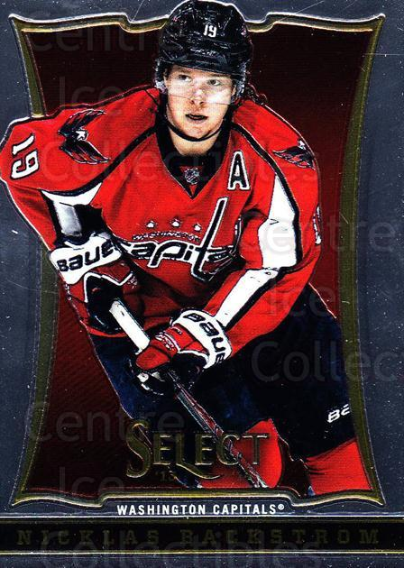 2013-14 Select #49 Nicklas Backstrom<br/>5 In Stock - $1.00 each - <a href=https://centericecollectibles.foxycart.com/cart?name=2013-14%20Select%20%2349%20Nicklas%20Backstr...&quantity_max=5&price=$1.00&code=626555 class=foxycart> Buy it now! </a>