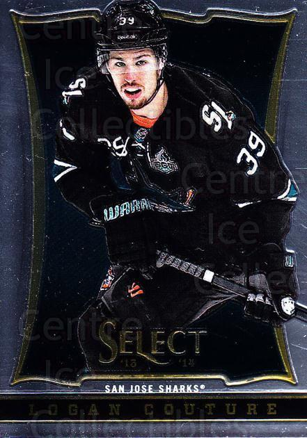 2013-14 Select #51 Logan Couture<br/>4 In Stock - $1.00 each - <a href=https://centericecollectibles.foxycart.com/cart?name=2013-14%20Select%20%2351%20Logan%20Couture...&quantity_max=4&price=$1.00&code=626557 class=foxycart> Buy it now! </a>