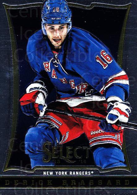 2013-14 Select #59 Derick Brassard<br/>6 In Stock - $1.00 each - <a href=https://centericecollectibles.foxycart.com/cart?name=2013-14%20Select%20%2359%20Derick%20Brassard...&quantity_max=6&price=$1.00&code=626565 class=foxycart> Buy it now! </a>