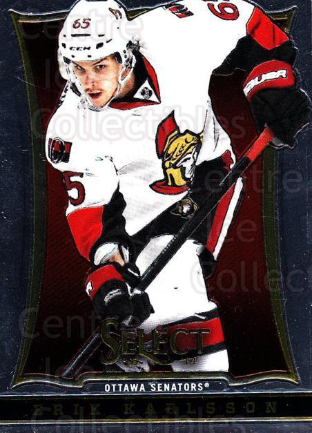 2013-14 Select #68 Erik Karlsson<br/>4 In Stock - $2.00 each - <a href=https://centericecollectibles.foxycart.com/cart?name=2013-14%20Select%20%2368%20Erik%20Karlsson...&quantity_max=4&price=$2.00&code=626574 class=foxycart> Buy it now! </a>