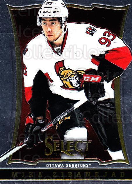 2013-14 Select #70 Mika Zibanejad<br/>5 In Stock - $1.00 each - <a href=https://centericecollectibles.foxycart.com/cart?name=2013-14%20Select%20%2370%20Mika%20Zibanejad...&quantity_max=5&price=$1.00&code=626576 class=foxycart> Buy it now! </a>