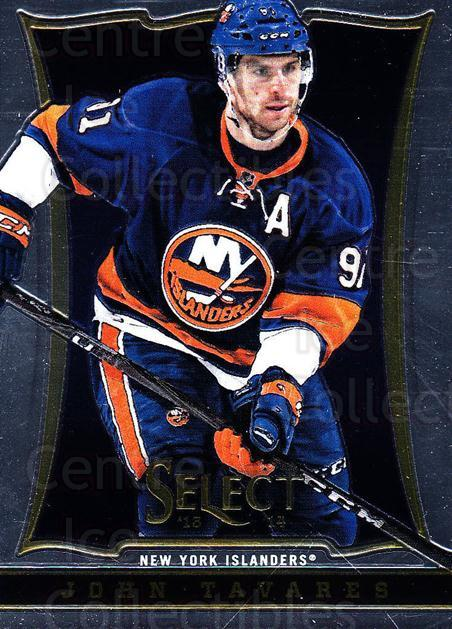 2013-14 Select #76 John Tavares<br/>6 In Stock - $2.00 each - <a href=https://centericecollectibles.foxycart.com/cart?name=2013-14%20Select%20%2376%20John%20Tavares...&quantity_max=6&price=$2.00&code=626582 class=foxycart> Buy it now! </a>