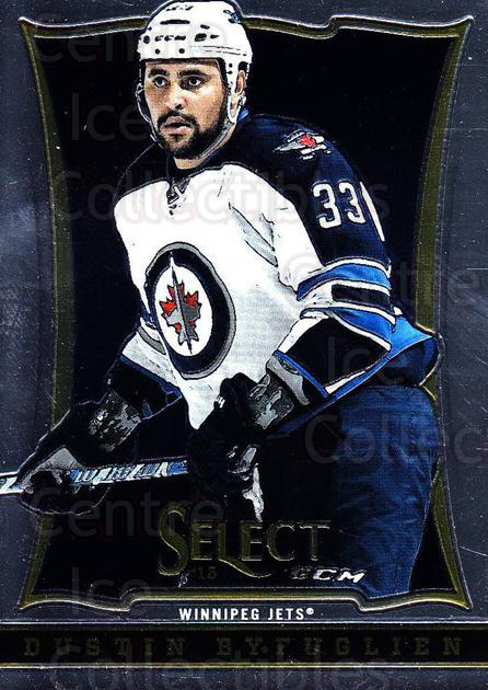 2013-14 Select #87 Dustin Byfuglien<br/>4 In Stock - $1.00 each - <a href=https://centericecollectibles.foxycart.com/cart?name=2013-14%20Select%20%2387%20Dustin%20Byfuglie...&quantity_max=4&price=$1.00&code=626593 class=foxycart> Buy it now! </a>