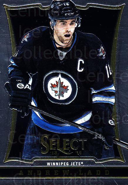 2013-14 Select #88 Andrew Ladd<br/>6 In Stock - $1.00 each - <a href=https://centericecollectibles.foxycart.com/cart?name=2013-14%20Select%20%2388%20Andrew%20Ladd...&quantity_max=6&price=$1.00&code=626594 class=foxycart> Buy it now! </a>