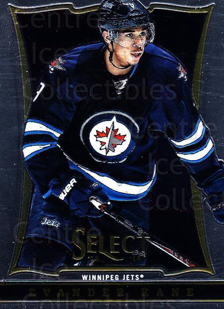 2013-14 Select #89 Evander Kane<br/>6 In Stock - $1.00 each - <a href=https://centericecollectibles.foxycart.com/cart?name=2013-14%20Select%20%2389%20Evander%20Kane...&quantity_max=6&price=$1.00&code=626595 class=foxycart> Buy it now! </a>