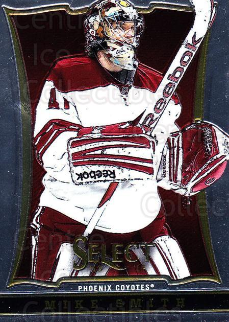 2013-14 Select #91 Mike Smith<br/>6 In Stock - $1.00 each - <a href=https://centericecollectibles.foxycart.com/cart?name=2013-14%20Select%20%2391%20Mike%20Smith...&quantity_max=6&price=$1.00&code=626597 class=foxycart> Buy it now! </a>