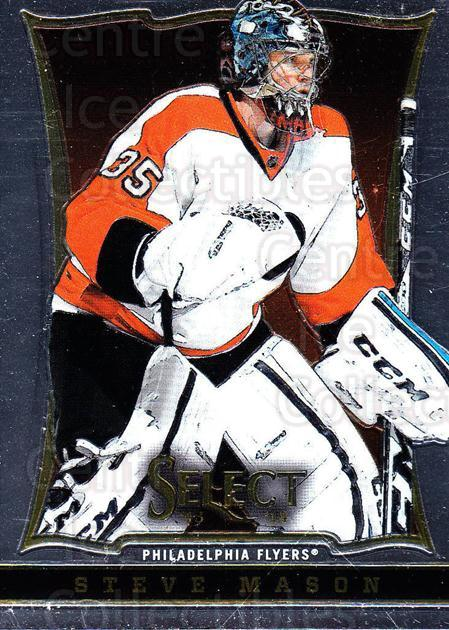2013-14 Select #100 Steve Mason<br/>6 In Stock - $1.00 each - <a href=https://centericecollectibles.foxycart.com/cart?name=2013-14%20Select%20%23100%20Steve%20Mason...&quantity_max=6&price=$1.00&code=626606 class=foxycart> Buy it now! </a>
