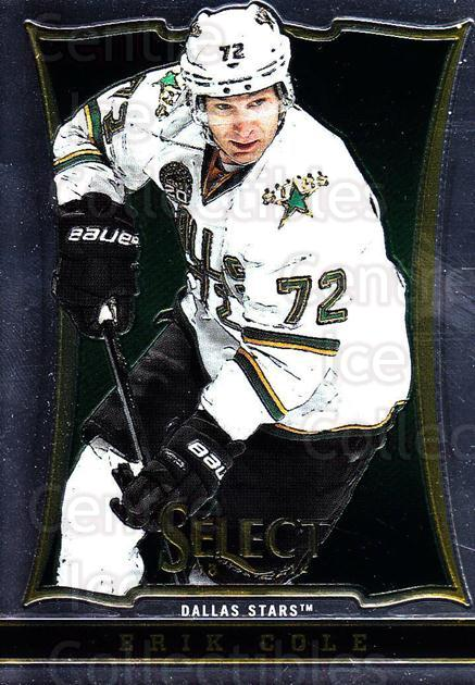 2013-14 Select #105 Erik Cole<br/>6 In Stock - $1.00 each - <a href=https://centericecollectibles.foxycart.com/cart?name=2013-14%20Select%20%23105%20Erik%20Cole...&quantity_max=6&price=$1.00&code=626611 class=foxycart> Buy it now! </a>