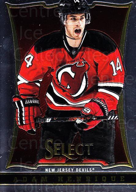 2013-14 Select #108 Adam Henrique<br/>6 In Stock - $1.00 each - <a href=https://centericecollectibles.foxycart.com/cart?name=2013-14%20Select%20%23108%20Adam%20Henrique...&quantity_max=6&price=$1.00&code=626614 class=foxycart> Buy it now! </a>