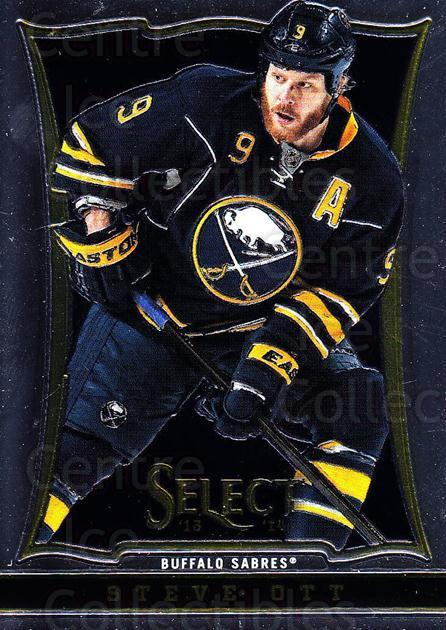 2013-14 Select #114 Steve Ott<br/>6 In Stock - $1.00 each - <a href=https://centericecollectibles.foxycart.com/cart?name=2013-14%20Select%20%23114%20Steve%20Ott...&quantity_max=6&price=$1.00&code=626620 class=foxycart> Buy it now! </a>