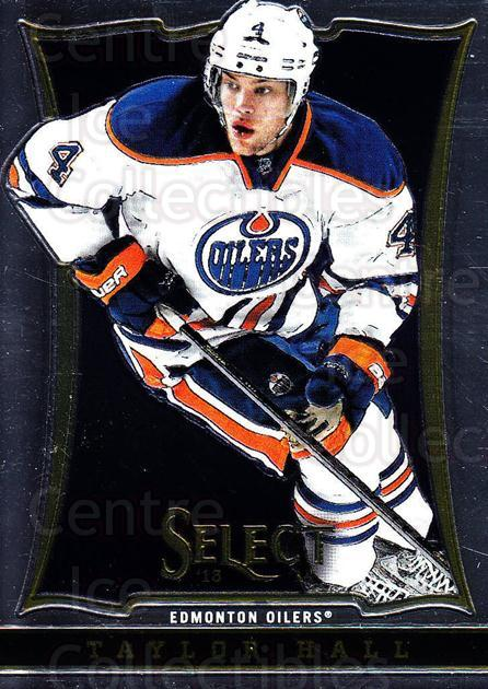2013-14 Select #117 Taylor Hall<br/>6 In Stock - $2.00 each - <a href=https://centericecollectibles.foxycart.com/cart?name=2013-14%20Select%20%23117%20Taylor%20Hall...&quantity_max=6&price=$2.00&code=626623 class=foxycart> Buy it now! </a>