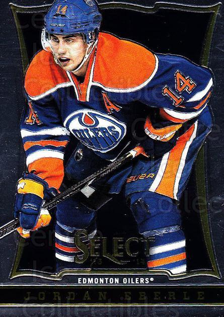 2013-14 Select #119 Jordan Eberle<br/>4 In Stock - $1.00 each - <a href=https://centericecollectibles.foxycart.com/cart?name=2013-14%20Select%20%23119%20Jordan%20Eberle...&quantity_max=4&price=$1.00&code=626625 class=foxycart> Buy it now! </a>