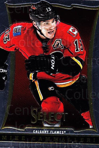 2013-14 Select #122 Mike Cammalleri<br/>6 In Stock - $1.00 each - <a href=https://centericecollectibles.foxycart.com/cart?name=2013-14%20Select%20%23122%20Mike%20Cammalleri...&quantity_max=6&price=$1.00&code=626628 class=foxycart> Buy it now! </a>