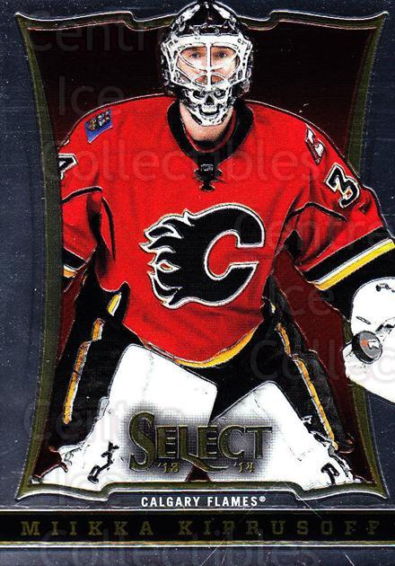 2013-14 Select #124 Miikka Kiprusoff<br/>5 In Stock - $1.00 each - <a href=https://centericecollectibles.foxycart.com/cart?name=2013-14%20Select%20%23124%20Miikka%20Kiprusof...&quantity_max=5&price=$1.00&code=626630 class=foxycart> Buy it now! </a>