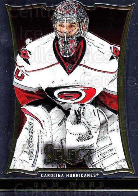 2013-14 Select #126 Cam Ward<br/>2 In Stock - $1.00 each - <a href=https://centericecollectibles.foxycart.com/cart?name=2013-14%20Select%20%23126%20Cam%20Ward...&price=$1.00&code=626632 class=foxycart> Buy it now! </a>