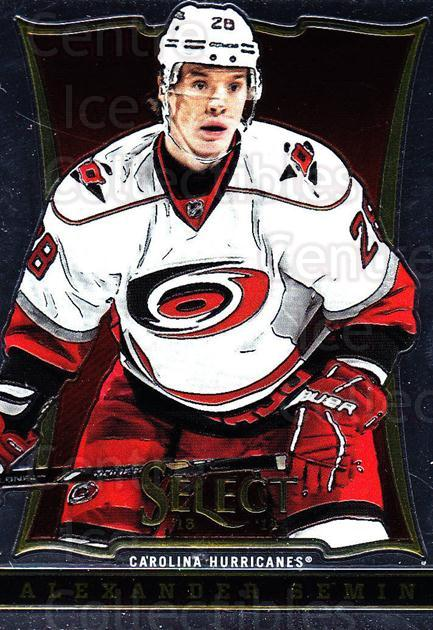 2013-14 Select #128 Alexander Semin<br/>6 In Stock - $1.00 each - <a href=https://centericecollectibles.foxycart.com/cart?name=2013-14%20Select%20%23128%20Alexander%20Semin...&quantity_max=6&price=$1.00&code=626634 class=foxycart> Buy it now! </a>