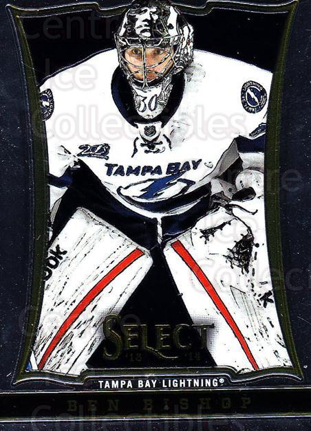 2013-14 Select #140 Ben Bishop<br/>6 In Stock - $1.00 each - <a href=https://centericecollectibles.foxycart.com/cart?name=2013-14%20Select%20%23140%20Ben%20Bishop...&quantity_max=6&price=$1.00&code=626646 class=foxycart> Buy it now! </a>