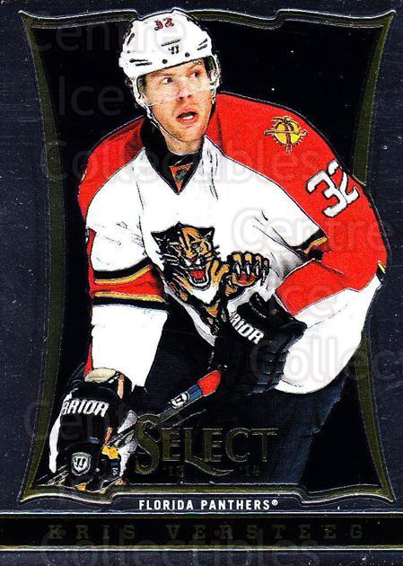 2013-14 Select #149 Kris Versteeg<br/>6 In Stock - $1.00 each - <a href=https://centericecollectibles.foxycart.com/cart?name=2013-14%20Select%20%23149%20Kris%20Versteeg...&quantity_max=6&price=$1.00&code=626655 class=foxycart> Buy it now! </a>