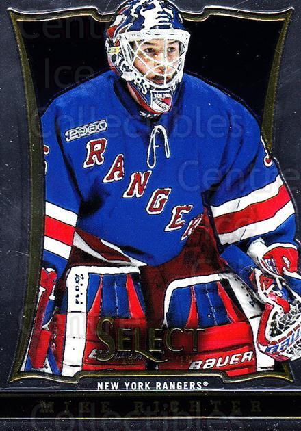 2013-14 Select #169 Mike Richter<br/>5 In Stock - $1.00 each - <a href=https://centericecollectibles.foxycart.com/cart?name=2013-14%20Select%20%23169%20Mike%20Richter...&quantity_max=5&price=$1.00&code=626675 class=foxycart> Buy it now! </a>