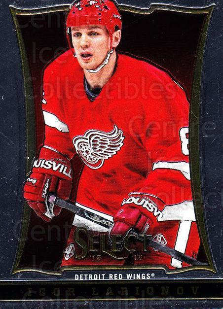 2013-14 Select #175 Igor Larionov<br/>4 In Stock - $1.00 each - <a href=https://centericecollectibles.foxycart.com/cart?name=2013-14%20Select%20%23175%20Igor%20Larionov...&quantity_max=4&price=$1.00&code=626681 class=foxycart> Buy it now! </a>