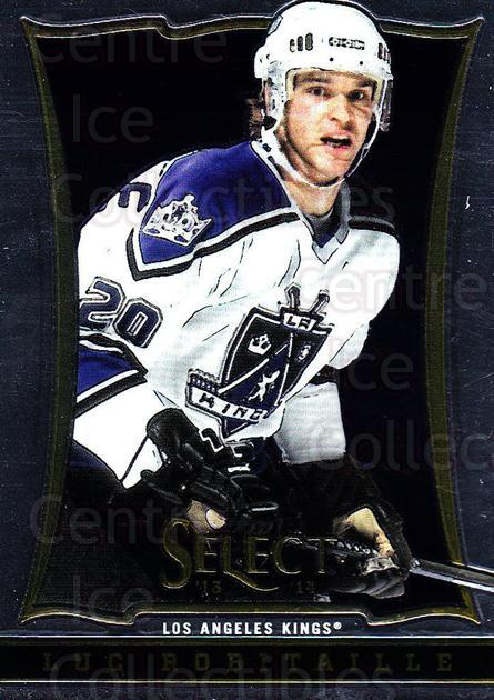 2013-14 Select #179 Luc Robitaille<br/>6 In Stock - $1.00 each - <a href=https://centericecollectibles.foxycart.com/cart?name=2013-14%20Select%20%23179%20Luc%20Robitaille...&quantity_max=6&price=$1.00&code=626685 class=foxycart> Buy it now! </a>