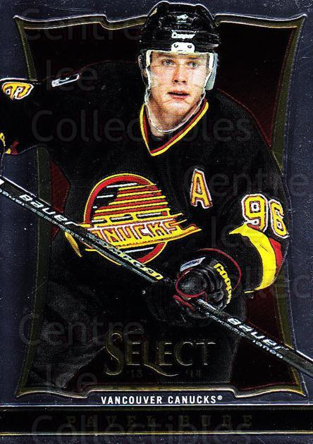 2013-14 Select #180 Pavel Bure<br/>5 In Stock - $2.00 each - <a href=https://centericecollectibles.foxycart.com/cart?name=2013-14%20Select%20%23180%20Pavel%20Bure...&quantity_max=5&price=$2.00&code=626686 class=foxycart> Buy it now! </a>