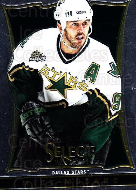 2013-14 Select #182 Mike Modano<br/>6 In Stock - $1.00 each - <a href=https://centericecollectibles.foxycart.com/cart?name=2013-14%20Select%20%23182%20Mike%20Modano...&quantity_max=6&price=$1.00&code=626688 class=foxycart> Buy it now! </a>