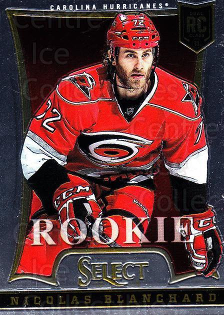 2013-14 Select #199 Nicolas Blanchard<br/>5 In Stock - $3.00 each - <a href=https://centericecollectibles.foxycart.com/cart?name=2013-14%20Select%20%23199%20Nicolas%20Blancha...&quantity_max=5&price=$3.00&code=626705 class=foxycart> Buy it now! </a>