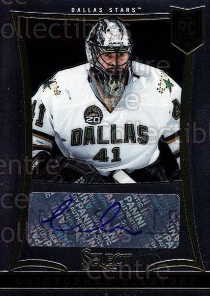 2013-14 Select #264 Cristopher Nilstorp<br/>1 In Stock - $5.00 each - <a href=https://centericecollectibles.foxycart.com/cart?name=2013-14%20Select%20%23264%20Cristopher%20Nils...&quantity_max=1&price=$5.00&code=626770 class=foxycart> Buy it now! </a>