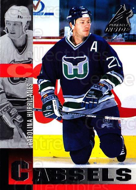 1997-98 Pinnacle Inside #106 Andrew Cassels<br/>4 In Stock - $1.00 each - <a href=https://centericecollectibles.foxycart.com/cart?name=1997-98%20Pinnacle%20Inside%20%23106%20Andrew%20Cassels...&quantity_max=4&price=$1.00&code=62714 class=foxycart> Buy it now! </a>