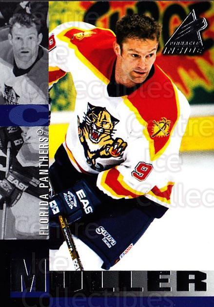 1997-98 Pinnacle Inside #108 Kirk Muller<br/>5 In Stock - $1.00 each - <a href=https://centericecollectibles.foxycart.com/cart?name=1997-98%20Pinnacle%20Inside%20%23108%20Kirk%20Muller...&quantity_max=5&price=$1.00&code=62716 class=foxycart> Buy it now! </a>