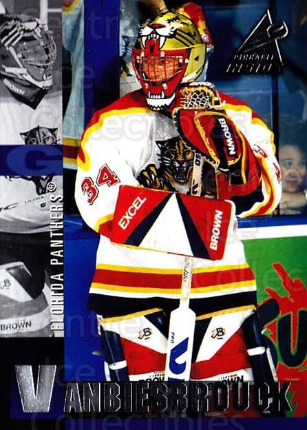1997-98 Pinnacle Inside #19 John Vanbiesbrouck<br/>4 In Stock - $1.00 each - <a href=https://centericecollectibles.foxycart.com/cart?name=1997-98%20Pinnacle%20Inside%20%2319%20John%20Vanbiesbro...&quantity_max=4&price=$1.00&code=62804 class=foxycart> Buy it now! </a>