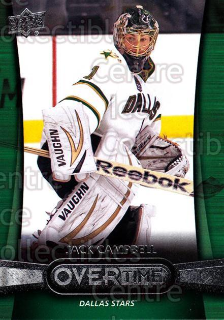 2013-14 Upper Deck Overtime #17 Jack Campbell<br/>7 In Stock - $2.00 each - <a href=https://centericecollectibles.foxycart.com/cart?name=2013-14%20Upper%20Deck%20Overtime%20%2317%20Jack%20Campbell...&quantity_max=7&price=$2.00&code=636999 class=foxycart> Buy it now! </a>