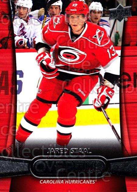 2013-14 Upper Deck Overtime #19 Jared Staal<br/>5 In Stock - $2.00 each - <a href=https://centericecollectibles.foxycart.com/cart?name=2013-14%20Upper%20Deck%20Overtime%20%2319%20Jared%20Staal...&quantity_max=5&price=$2.00&code=637001 class=foxycart> Buy it now! </a>