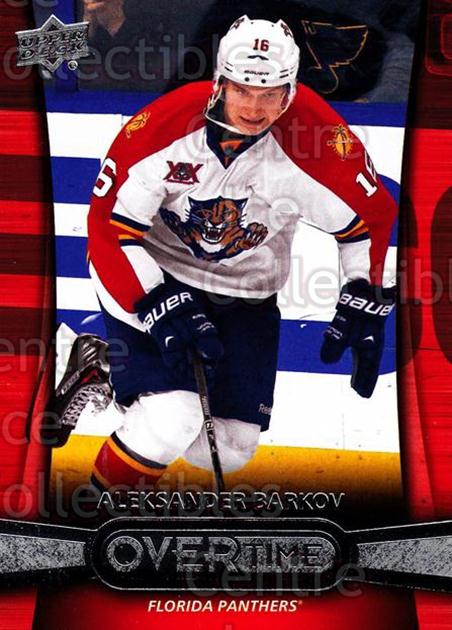 2013-14 Upper Deck Overtime #51 Aleksander Barkov<br/>5 In Stock - $2.00 each - <a href=https://centericecollectibles.foxycart.com/cart?name=2013-14%20Upper%20Deck%20Overtime%20%2351%20Aleksander%20Bark...&quantity_max=5&price=$2.00&code=637033 class=foxycart> Buy it now! </a>
