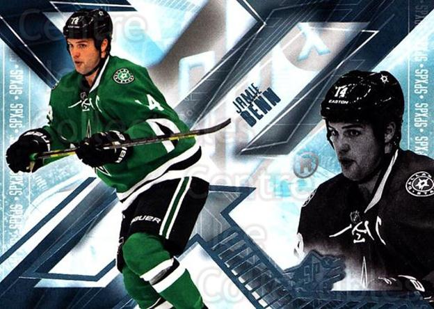 2013-14 Spx #5 Jamie Benn<br/>2 In Stock - $1.00 each - <a href=https://centericecollectibles.foxycart.com/cart?name=2013-14%20Spx%20%235%20Jamie%20Benn...&quantity_max=2&price=$1.00&code=637328 class=foxycart> Buy it now! </a>